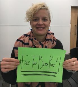 #FreeTheBlackPride4 Selfie Support