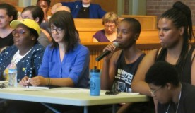 July 24th, 2017 –The #BlackPride4 led their own community conversation to talk about the Pride parade protest, and how Stonewall Columbus' negligence continued to harm them after the arrests.